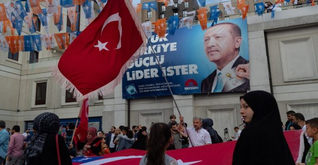 The elections in Istanbul will be made on the