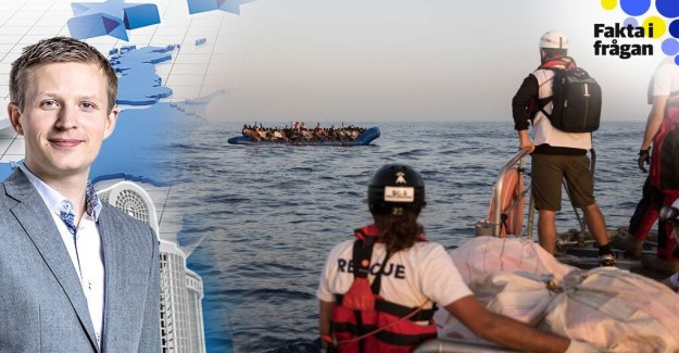 The facts of the matter: What is the role of the EU when refugees die in the Mediterranean sea?