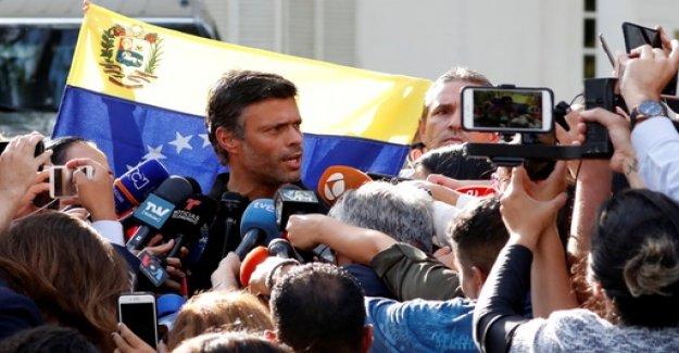 The fight in Venezuela: Spain's fear of Assange case