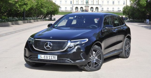 The first electric Mercedesen in EQ-series convinces