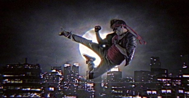 The green light for Kung Fury 2 with Michael Fassbender and Arnold Schwarzenegger