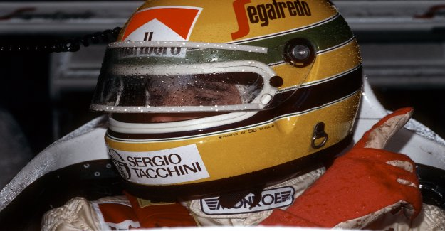 The king of the racing driver and his tragic death