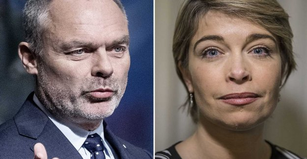 The liberals will vote for mistrust of the Strandhäll