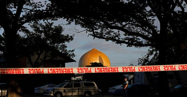 The massacre in Christchurch will be the feature film