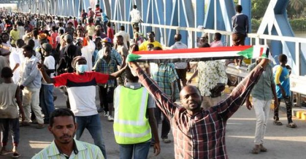 The military Council, and Opposition in the Sudan reach agreement