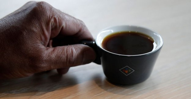 The most expensive coffee in the world: 75 dollars for a cup of