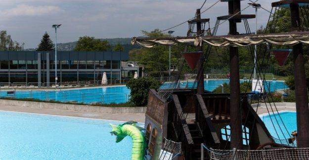 The most popular Zurich Ausflugsbad the demolition threatens