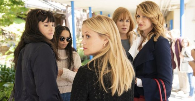 The new trailer of 'Big Little Lies' reveals the role of Meryl Streep in the series