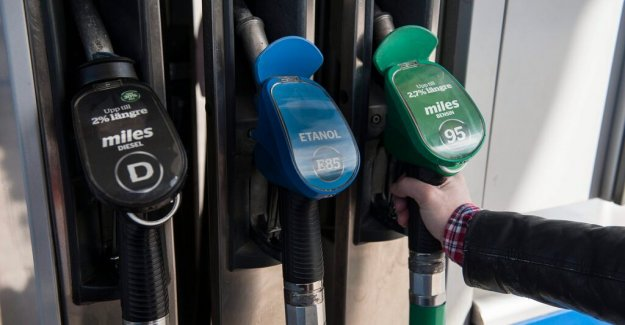 The price of petrol continues upwards, and the raise of 20 cents on Monday