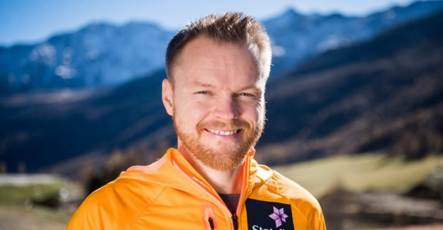 The replacement Pichler in the biathlon team