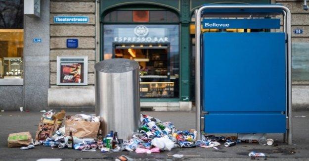 The six Zurich waste sins