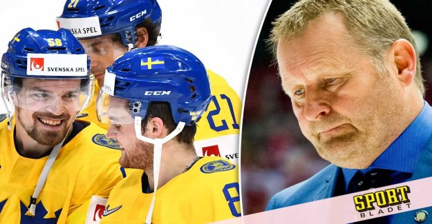The swedes are historically good at whining