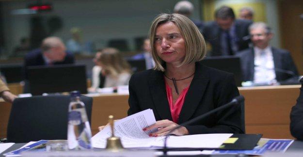 The united states has angered the EU's försvarsfond