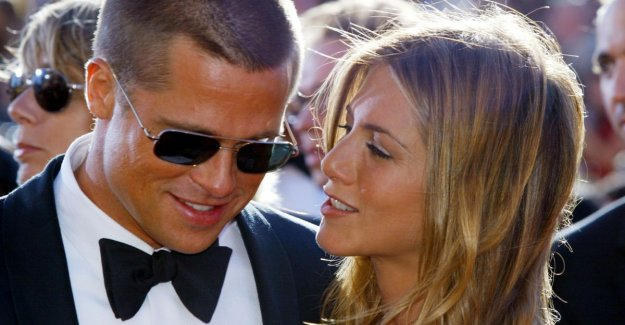 There is again something between Brad Pitt and Jennifer Aniston? He gave her a gift of 70 million euro