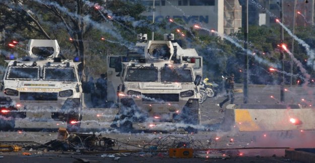 This has happened in Venezuela: Guaidó calls the military against Maduro