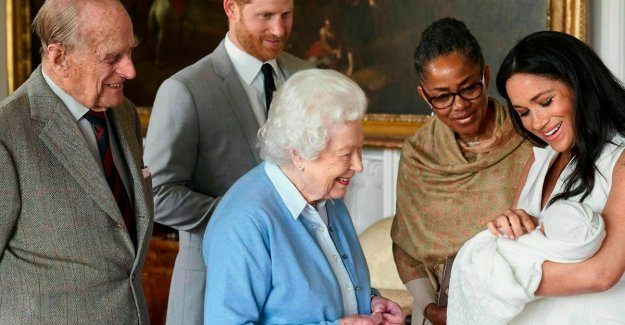 This is why prince Harry and Meghan Markle itself does not have legal custody of son Archie