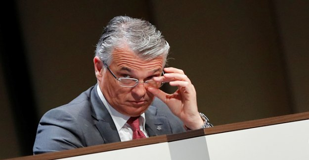 This means the GM setback for the UBS-top