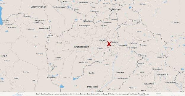 Three dead in sprängdåd on afghan market