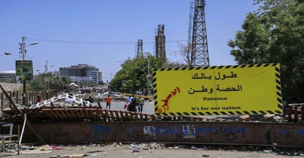 Three-year transitional period in Sudan