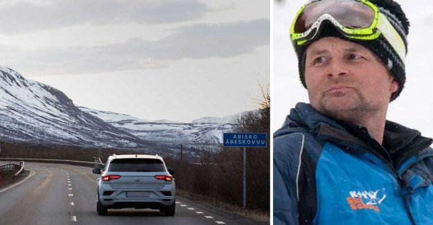 Tonda, 45, died in fjällolyckan – plunged from the precipice
