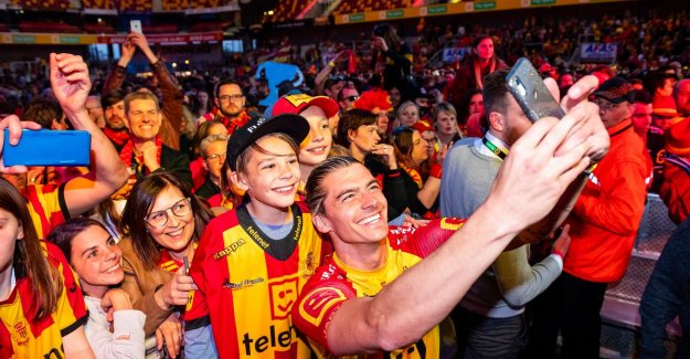 Total chaos threatens: party at KV Mechelen yesterday, not at the football association