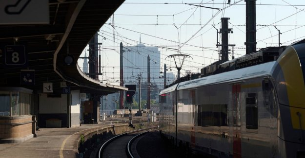 Trains around Brussels back to normal