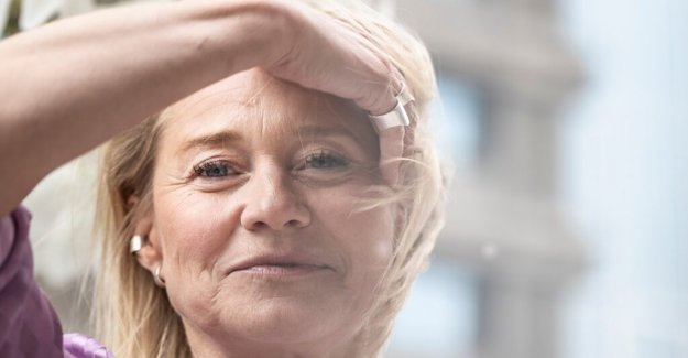 Trine Dyrholm: We can also be salacious bastards and terrible pigs
