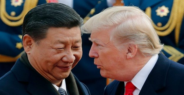 Trump announces a state of national emergency: the Chinese company Huawei blacklisted