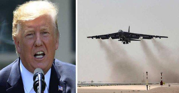 Trump's threats against Iran: Threaten never to US again