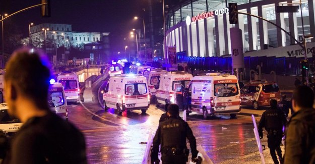 Turkish court gives 14 times life sentence for bomb attacks in Istanbul