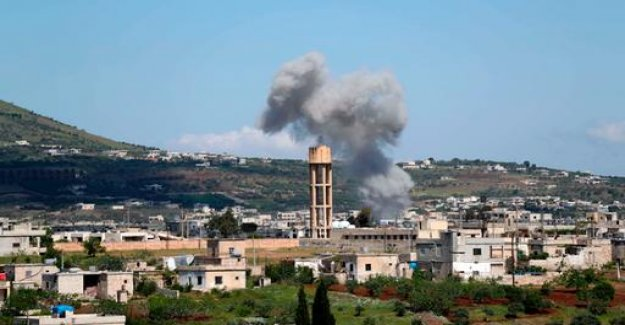 Turkish soldiers in the Syrian province of Idlib hurt