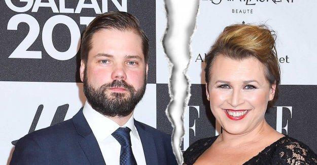 Tv profile of Hannah Widell has broken up from her husband Gustav