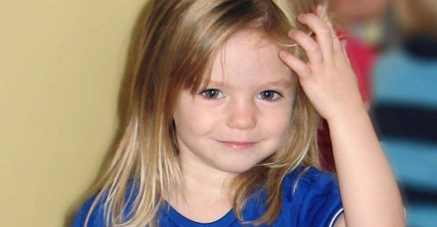 Twelve years ago disappeared Maddie McCann: New suspect in the picture