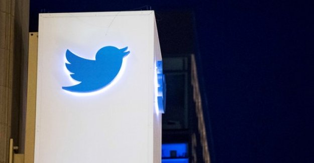 Twitter disables temporarily Jewish General