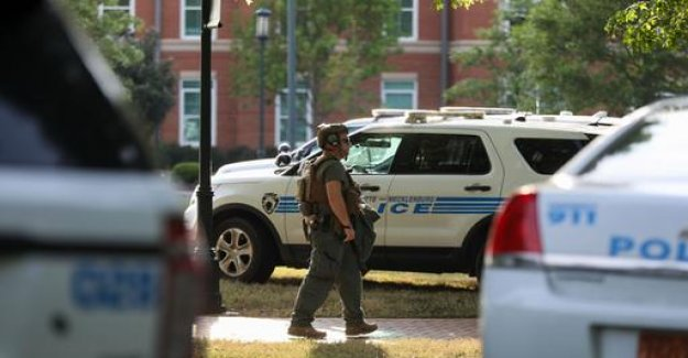 Two Dead after shooting at US University in North Carolina
