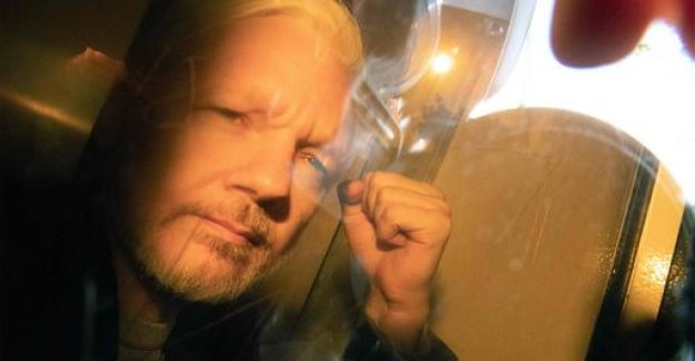 UK: a 50-week prison sentence for Assange