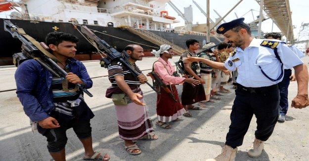 UN: Rebels in Yemen withdraw