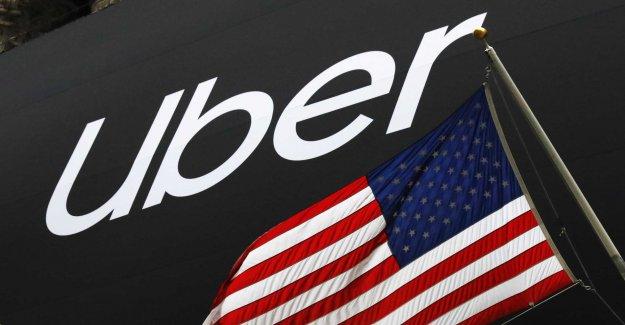 Uber-stock plummets on New York stock exchange
