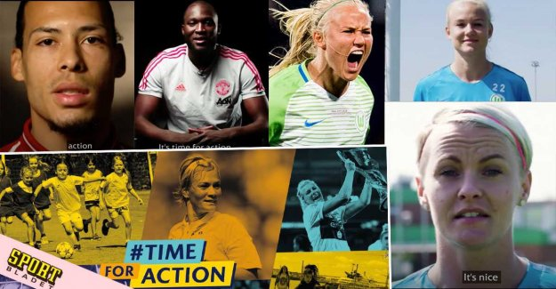 Uefa: It is time to act!