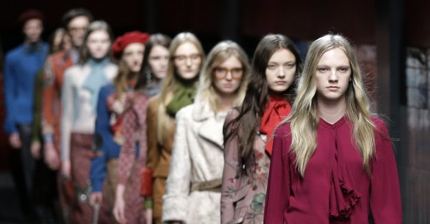 Underage Models must not be as adults, staged