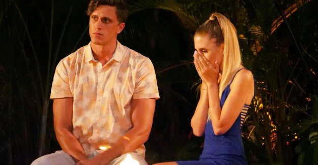 VIDEO. Drama in American 'Temptation': contestant hysterical after boyfriend her leave for temptress