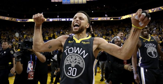 VIDEO. Golden State wins also the second match against Portland in the final Western Conference