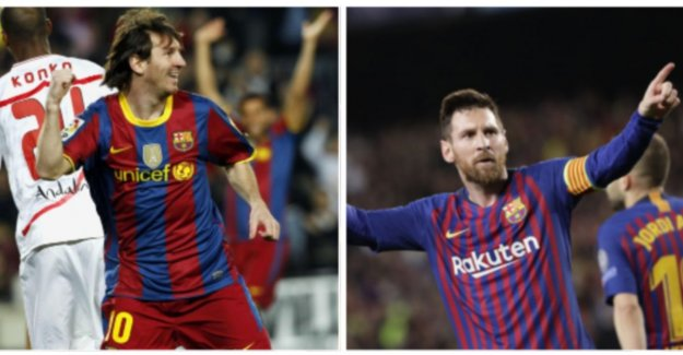VIDEO. His 600th was a masterpiece, but how fourth Messi his previous milestones?