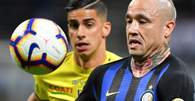 VIDEO. Nainggolan is now a blonde and is close to place in the top four: Inter is doing better than last year