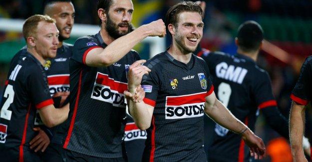 VIDEO. Slack KV Oostende is ridiculous against Westerlo
