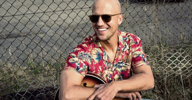 VIDEO. Watch behind the scenes of the photo shoot with Milow for NINA