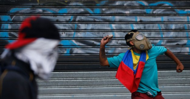 Venezuelan opposition leader calls for new actions to Maduro to expel