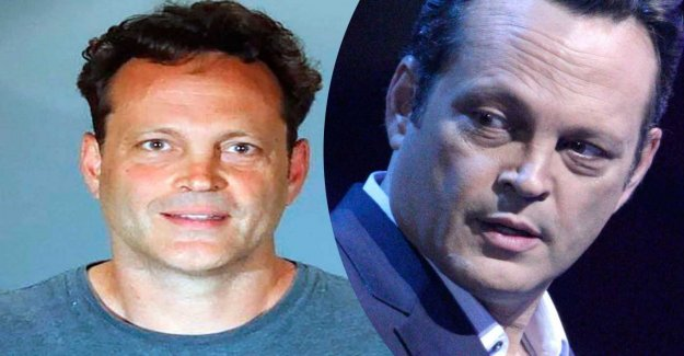 Vince Vaughn convicted of misconduct in traffic