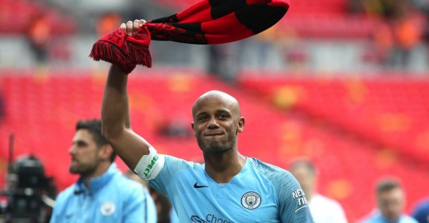 Vincent Kompany announces farewell at Manchester City: I feel nothing but gratitude