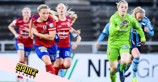 Vittsjö won again – up in the top